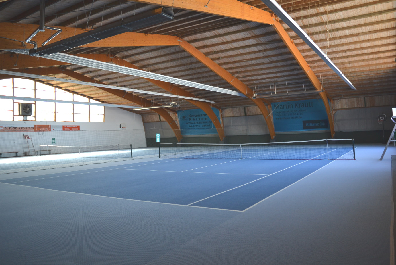 Tennishalle Ludwigsburg